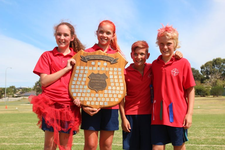Waratah wins Junior School Sports Day!