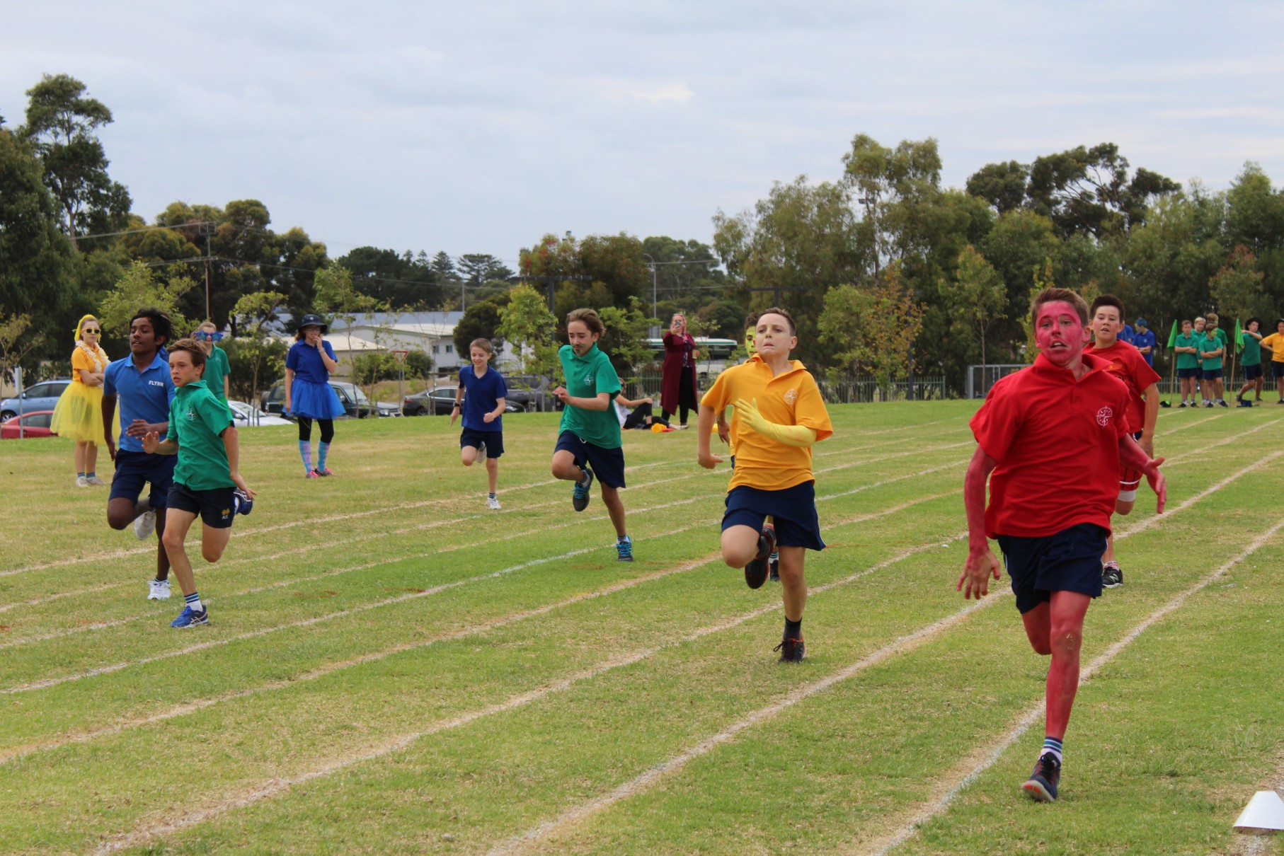 Middle/Senior School Athletics Day