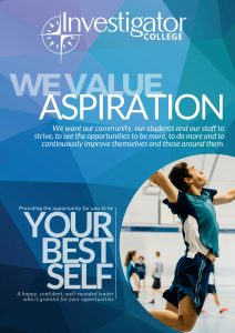 Value Aspiration Poster