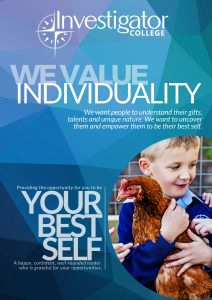 Value Individuality Poster