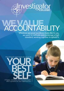 Value accountability Poster