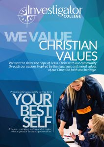 Value christian values Poster