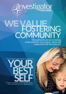 Value fostering community Poster