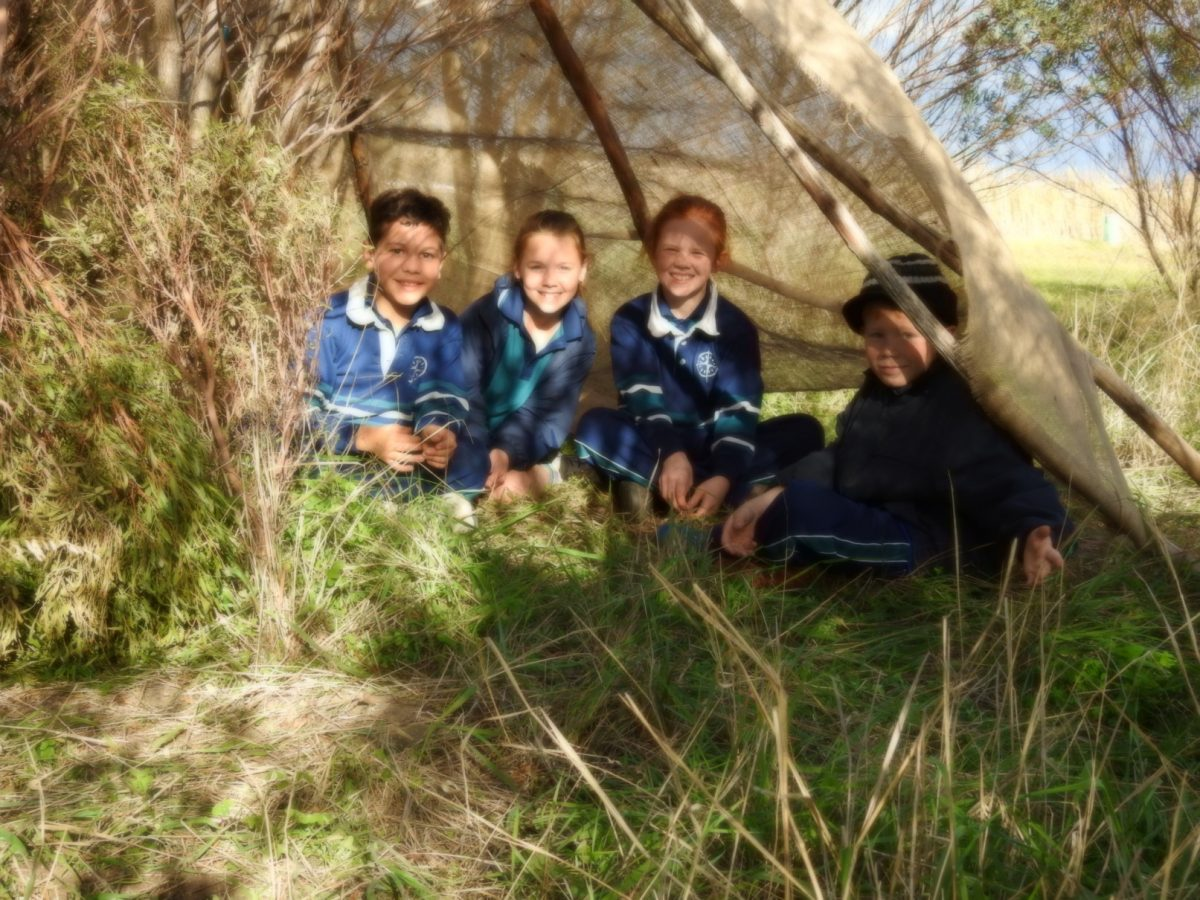 Year 3s visit our EcoCentre
