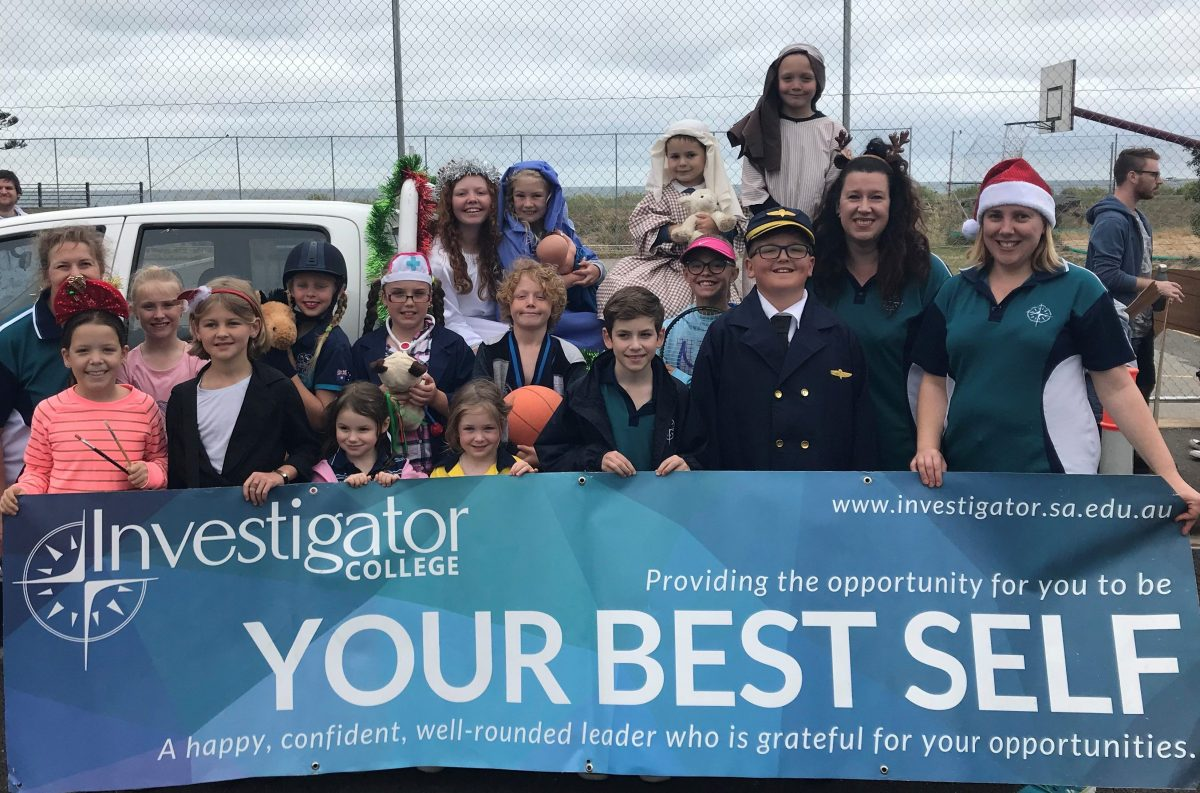 Victor Harbor Rotary Christmas Pageant