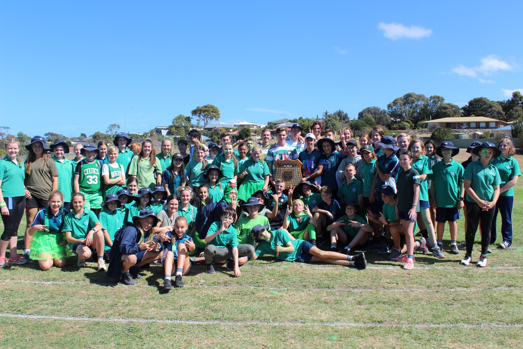 Middle/Senior School Athletics Day | 2019