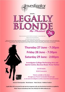 Legally blonde official poster 2019