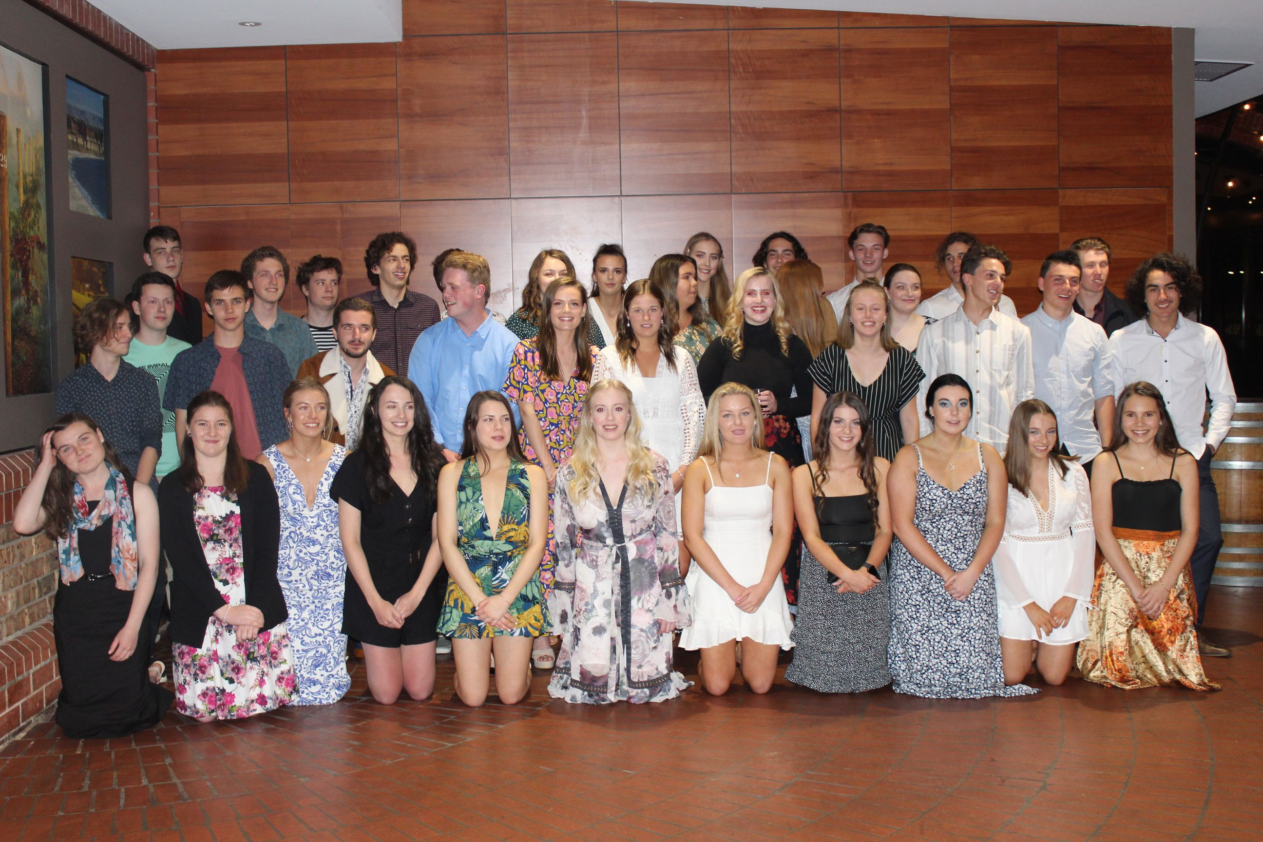 Senior Class of 2019 Farewell Dinner