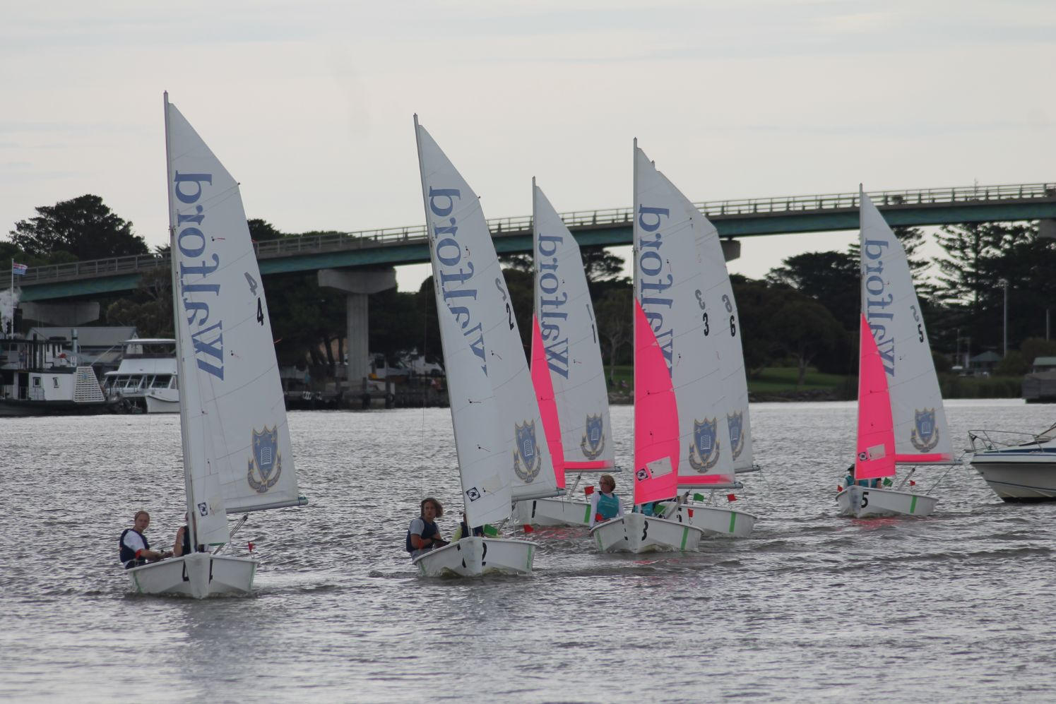 Team Sailing | Metro Trials Regatta | 2020