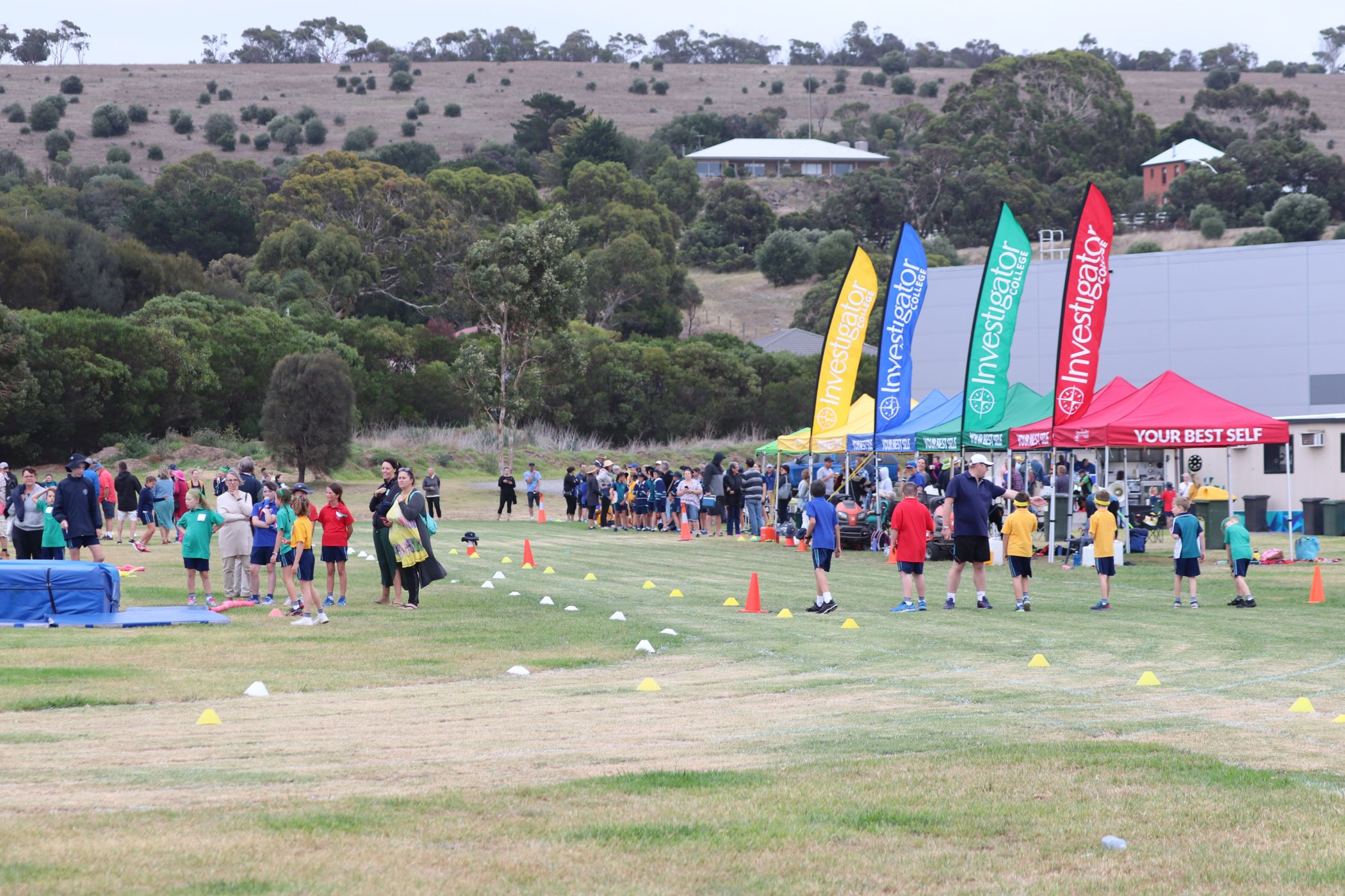Junior School Athletics Carnival | 2020