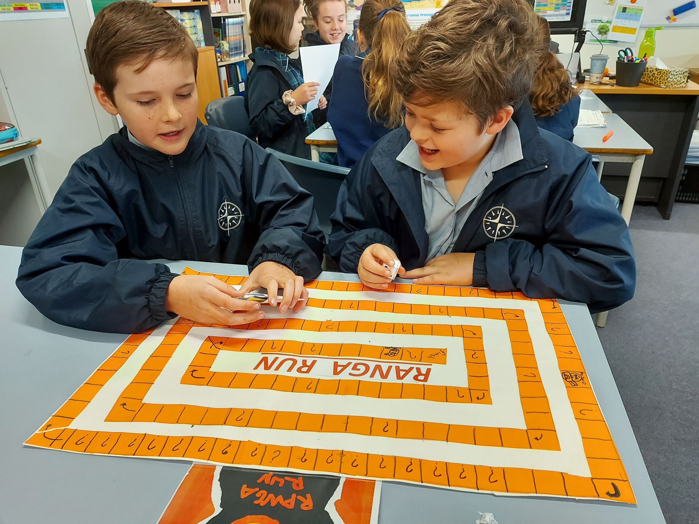 Year 6 Maths Game | Term 2 | 2020