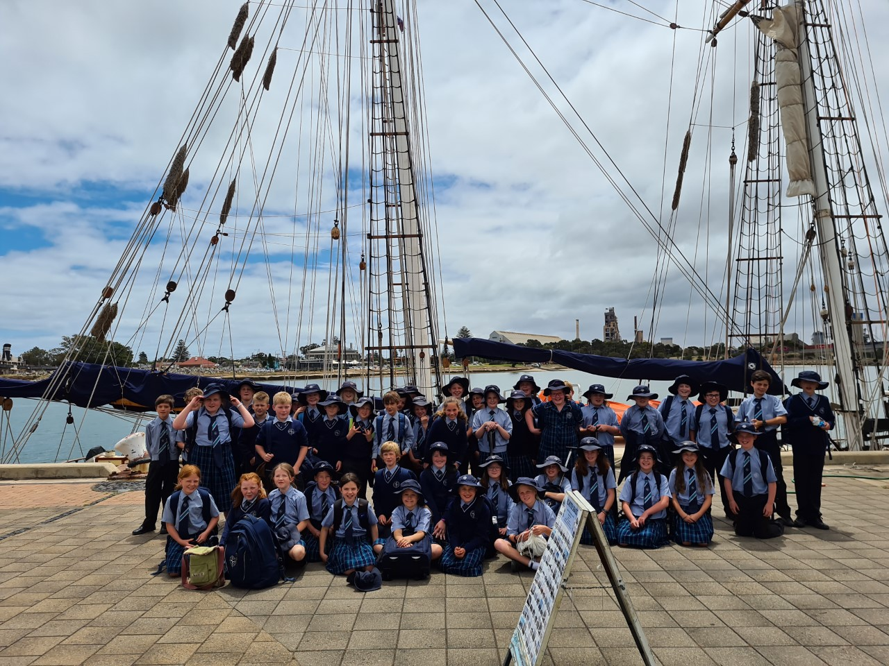 Year 4 Maritime Excursion | 2020