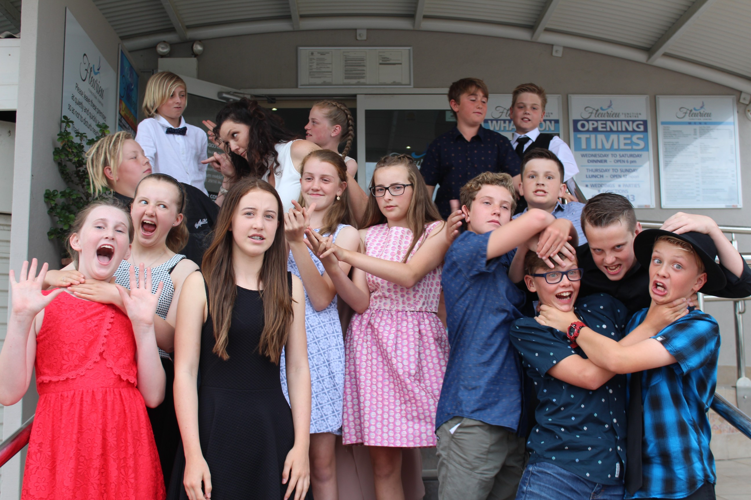 Year 6 Graduation Dinner Goolwa Campus