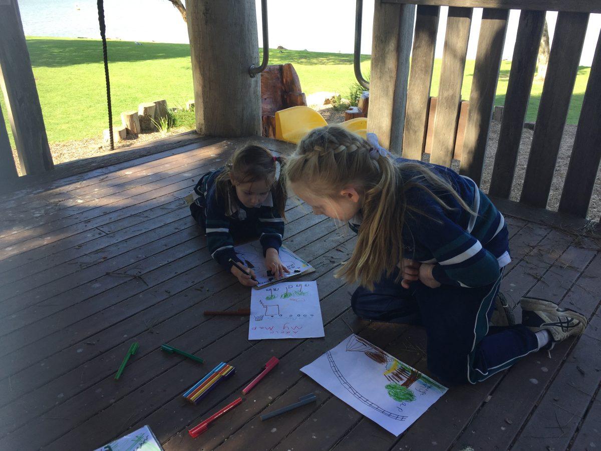 Reception Geography | Amelia Park