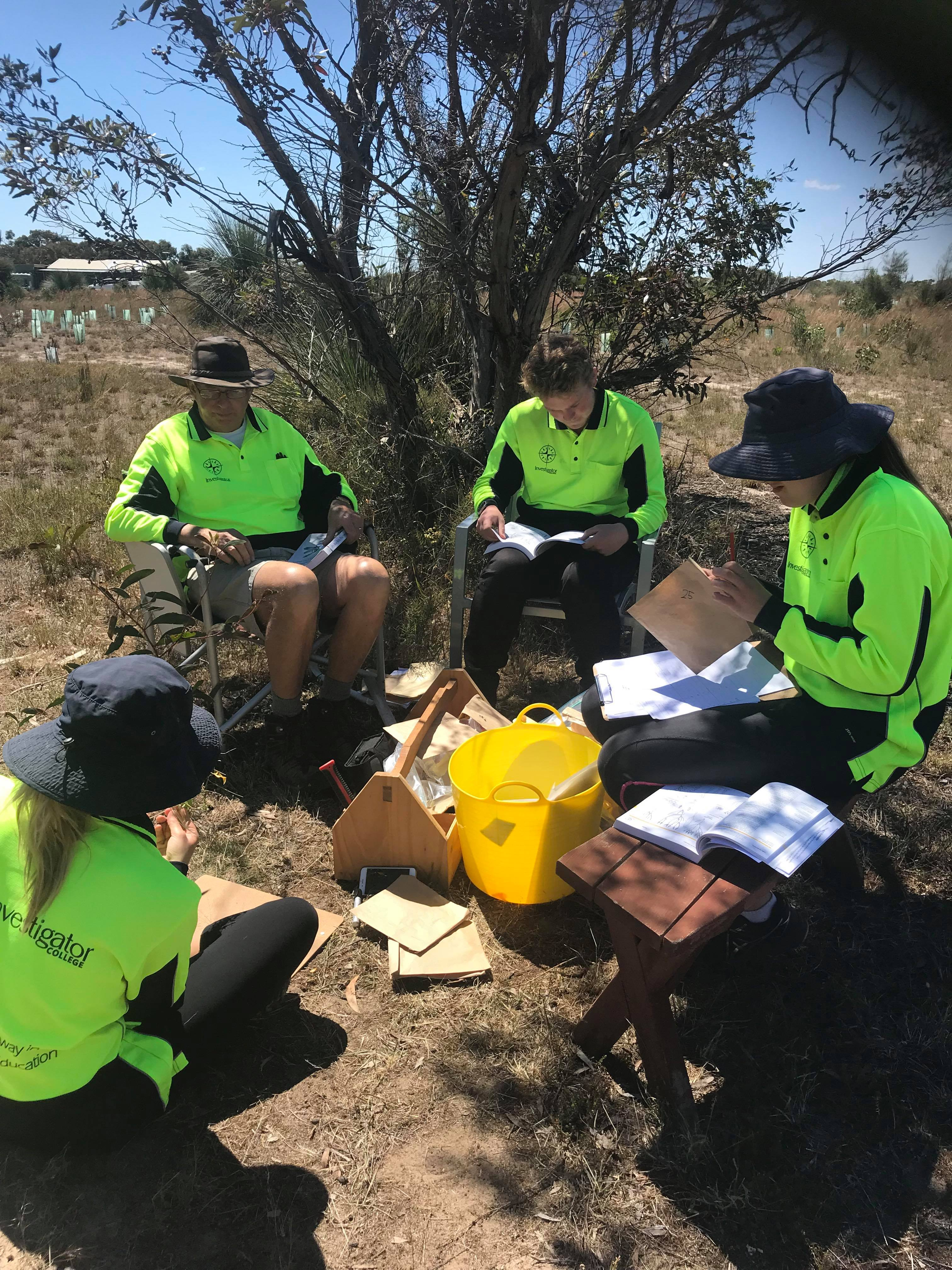 Conservation and Land Management Adventures