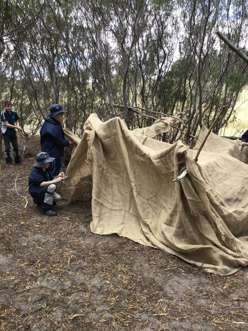 Year 6 EcoCentre Discoveries