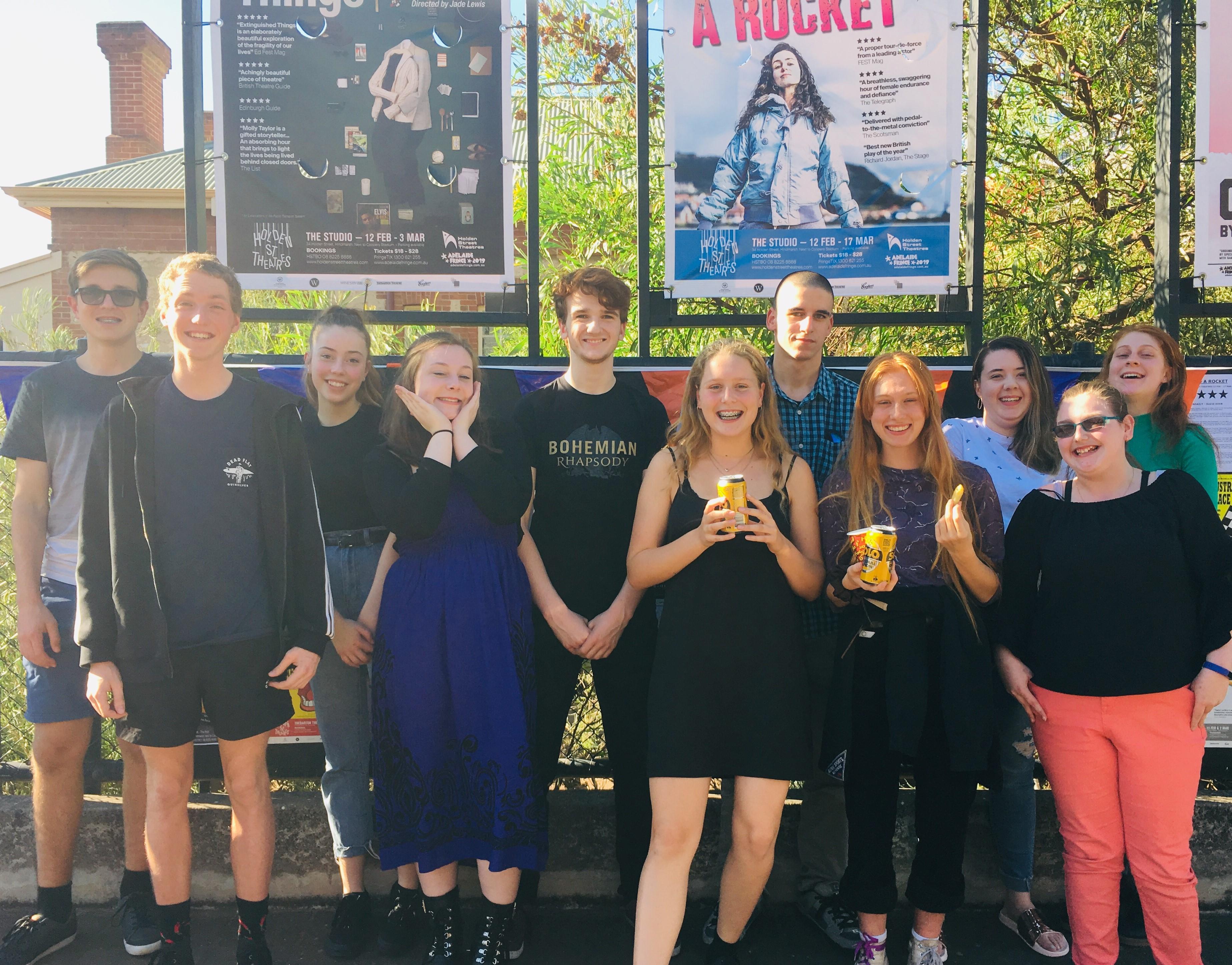 Adelaide Fringe Festival | Year 11/12 Drama