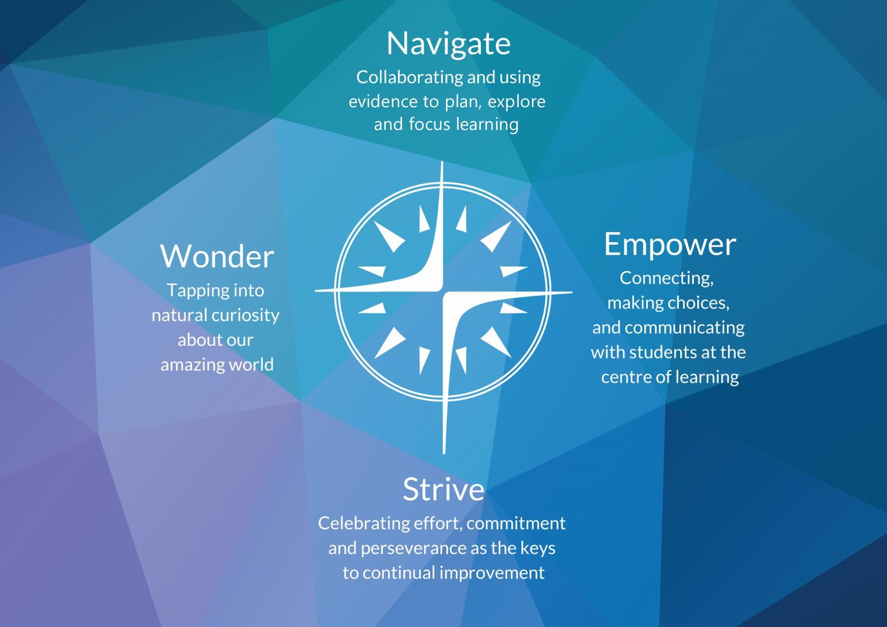 pedagodgy compass web