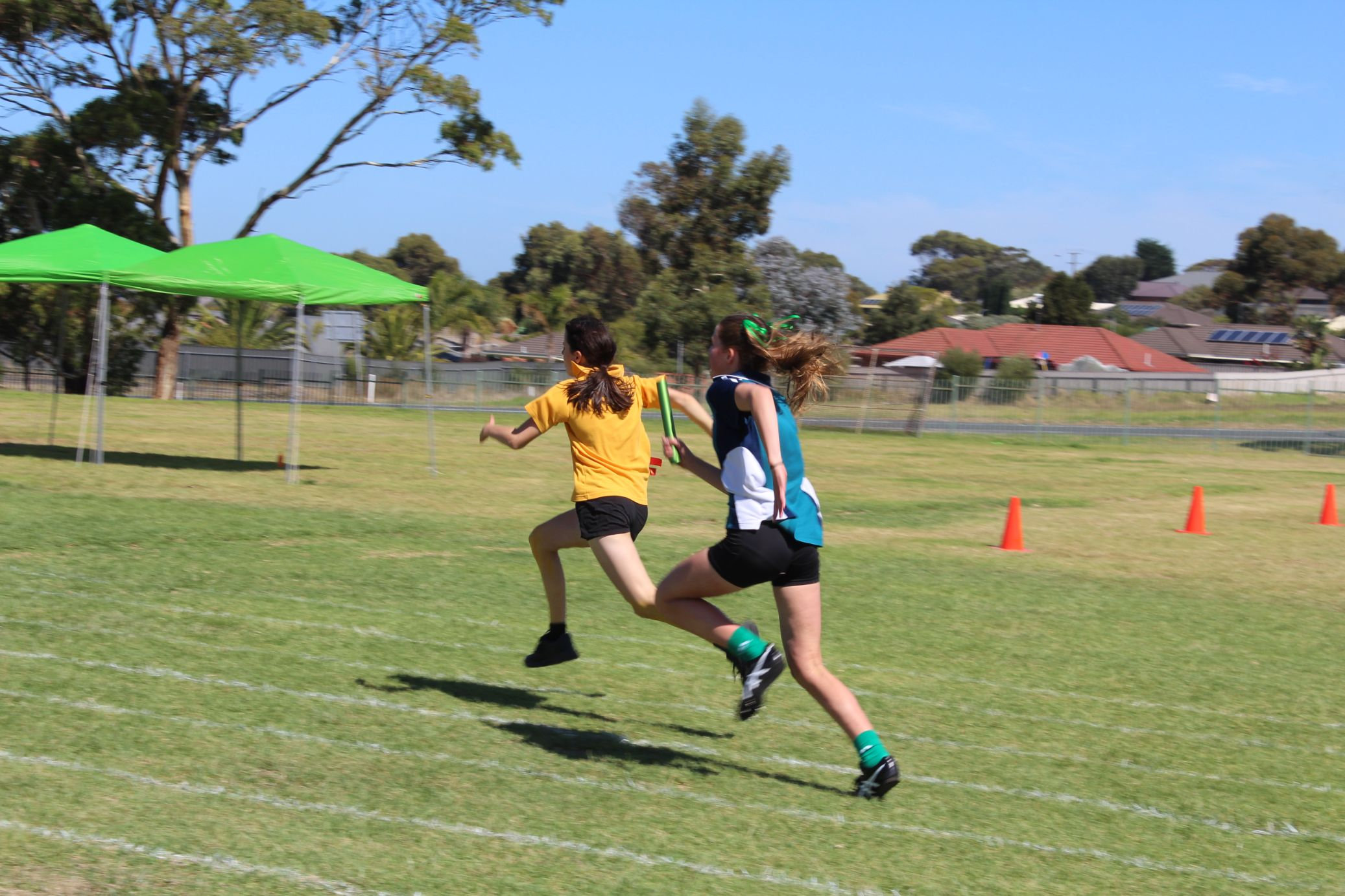 Middle and Senior School Athletics Day | 2021