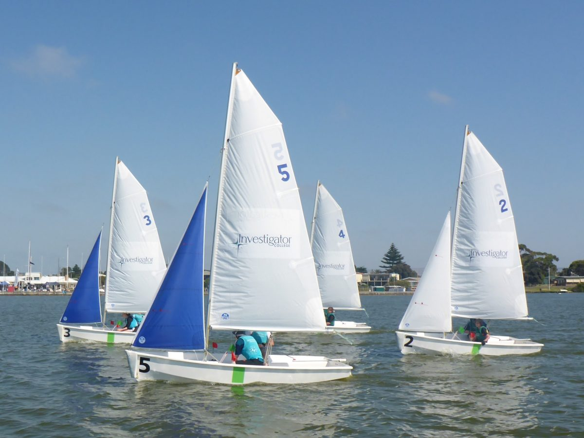 Team Sailing Regional Regatta| 2021