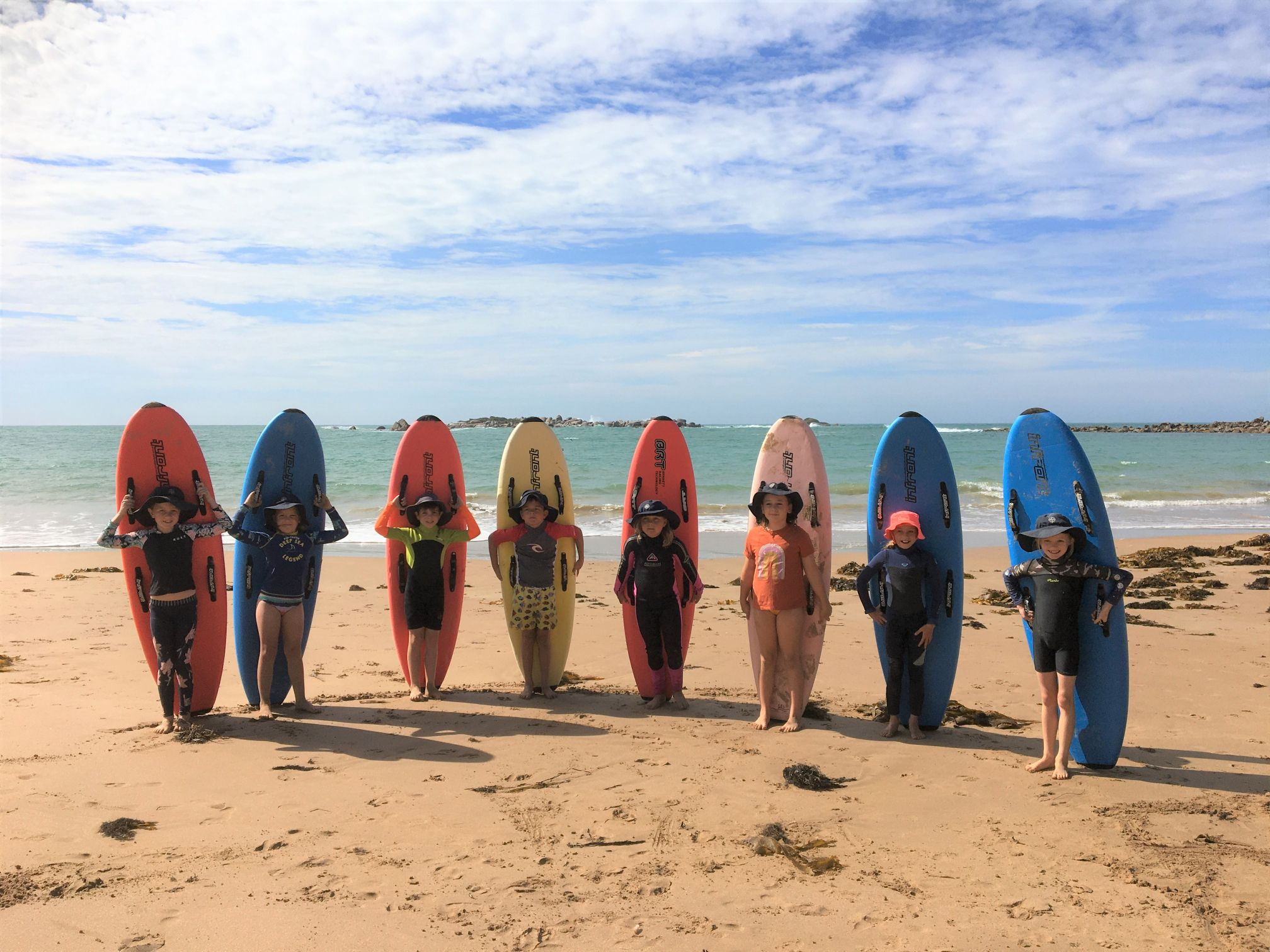 Year 3 Surfing Lessons | 2021