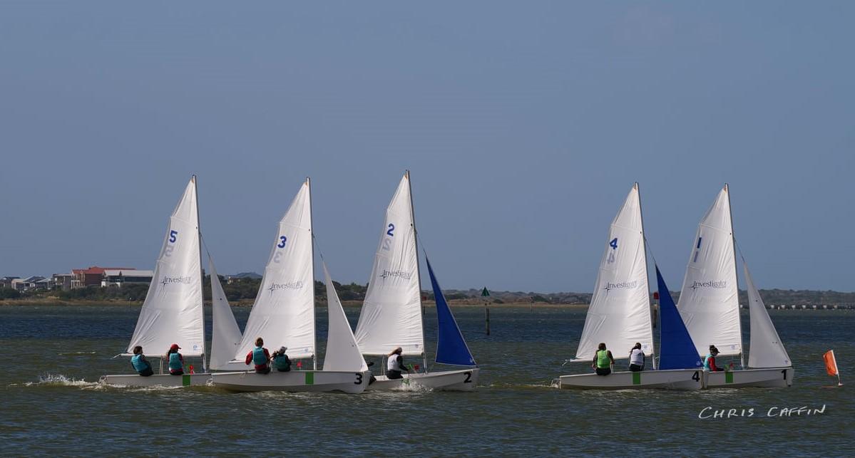 Team Sailing State Titles | 2021