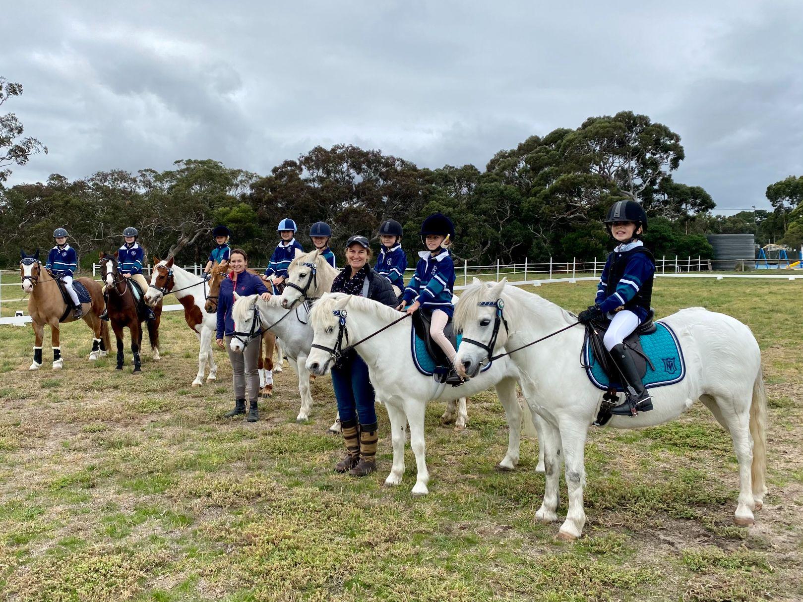 Equestrian Team Practice | Term 2 | 2021